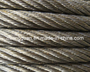 Tongguan Brand Steel Wire Rope 13mm pictures & photos