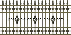 Villa Decoration Aluminum Fence
