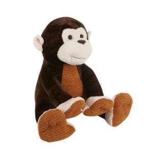Custom Jungle Animal Soft Toy Stuffed Plush Monkey for Wholesale pictures & photos