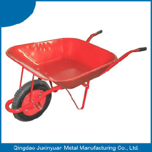 China Supplier Wheelbarrow Wb6200 with High Quality pictures & photos