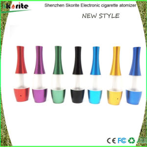 2013 New E Cigarette with Newest Colorful Vase Shape Design Vaporizer for Delicate Clearomizer