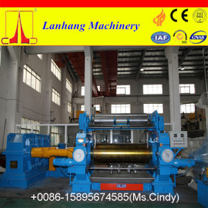Two Roll Mixing Mill with Ce Certification pictures & photos