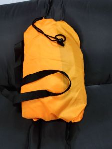 Inflatable Lamzac Hangout, Hot Outdoor Waterproof Nylon Lamzac Hangout Sleeping Bag pictures & photos