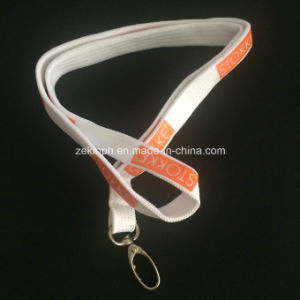 Tubular Lanyard with Custom Printing Logo pictures & photos