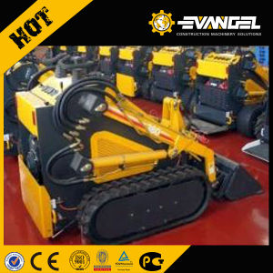 Hysoon Hy380 0.2 Ton Cheap Chinese Mini Skid Steer Loader for Sale pictures & photos