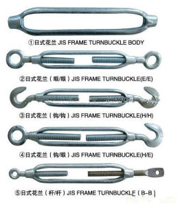 Standard DIN 1480 Turnbuckle pictures & photos
