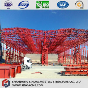 Heavy Steel Structure Building for Industrial Workshop pictures & photos