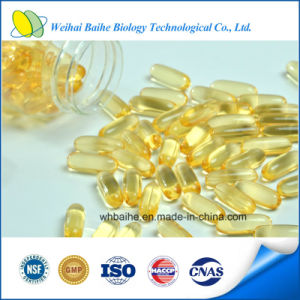 GMP/FDA Omega 3 Fish Oil Capsule with Coenzyme Q10 OEM pictures & photos