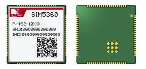 Simcom WCDMA/HSPA Module--SIM5360