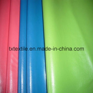 Polyester Pongee Fabric with Release Paper Coating
