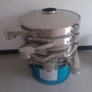 Three-Dimensional Vibratory Sieve (Vibratory Screen) pictures & photos