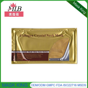 Whitening and Moisturizing Skin Care Milk Neck Mask pictures & photos