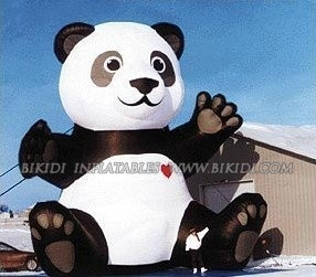 Inflatable Panda Balloon, Advertising Balloon (K2065) pictures & photos
