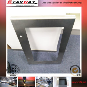 Custom Structural Steel Sheet Metal Box Steel Fabrication pictures & photos