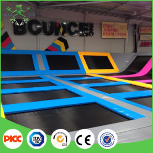 Olympic Standard Building Indoor Trampoline Park pictures & photos