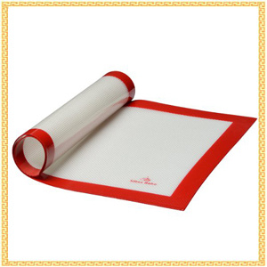 Glass Fibre Silicone Mat /Silicone Pad for 32*32, 30*23, 20*20cm