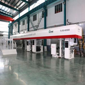 Lgf Ideal Speed High Precision Plastic Film Dry Laminating Machine