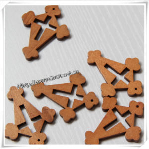 china antique natural cheap finished wooden crosses for