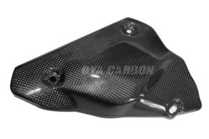 Carbon Fiber Exhaust Cover for Ducati 1098 1198 848 pictures & photos