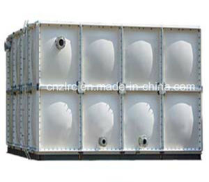FRP Sea -Water Container SMC Panel Water Tank pictures & photos