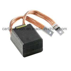Electric Motor Spare Parts Carbon Brush E34 pictures & photos