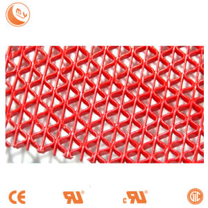 PVC Floor Protection Mat S Type Foot Mat pictures & photos