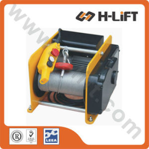 Electric Winch/Electric Wire Rope Winch pictures & photos