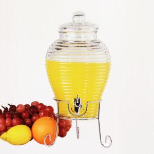 Wholesale Large Glass Beverage Jar pictures & photos