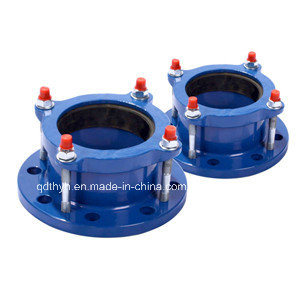 Ductile Iron Pipe Joints Flange Adaptor pictures & photos