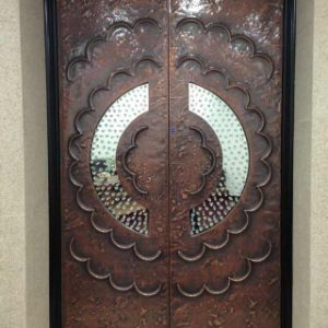 Luxury Copper Alminium Door pictures & photos
