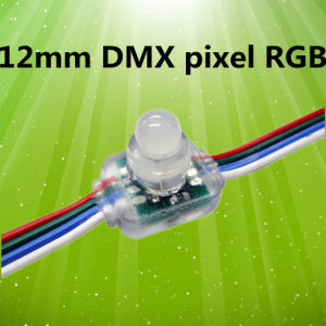 12mm Square RGB LED Pixel Light