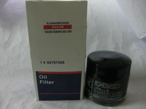 Car Oil Filter Use for Buick Car (94797406)