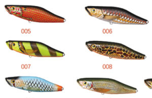 Good Quality of Vib Hard Lure Fishing Lure pictures & photos