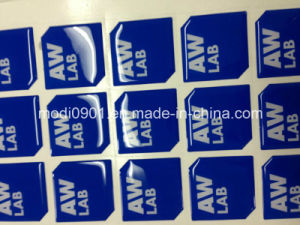 Epoxy Resin Dome Sticker Package Clear Epoxy Stickers Custom Manufacturer Vinyl Label pictures & photos