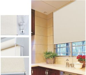 28mm Sunscreen Roller Blind for Window (CB-16) pictures & photos