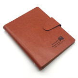 High Quality PU Leather Hardcover Notebook pictures & photos
