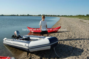 Liya 3.6m Rubber Dinghy Boats Inflatable Fishing Boat Fishing Dinghy pictures & photos