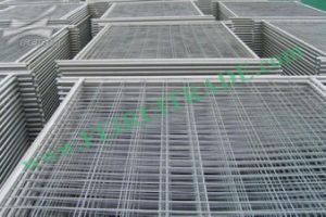 Galvanized Barrier Temporary Fence Panel pictures & photos