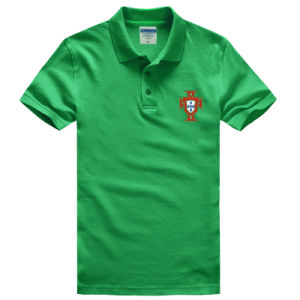 Custom_Design Fashion Cotton Men_Polo T_Shirt