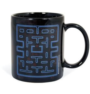 High Quality Ceramic Tea Cup Color Changing Coffee Mug Pacman pictures & photos