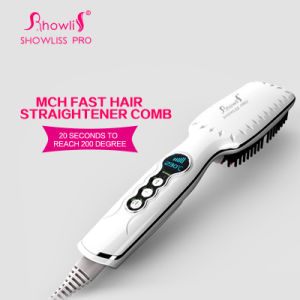 Fast Hair Straightener Comb 2016 New Design