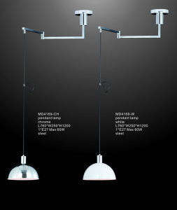 Contemporary Steel Hanging Pendant Lamp for Livingroom (MD4169-W) pictures & photos