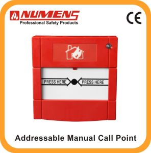 24V, Fire Alarm Mcp, Addressable Manual Call Point (660-001) pictures & photos