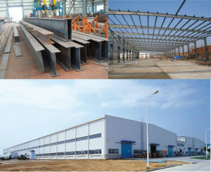 Industrial Commercial Structural Steel Warehouse Construction pictures & photos