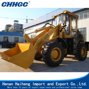CE Approved Construciton Machine Wheel Loader 130HP Engine pictures & photos