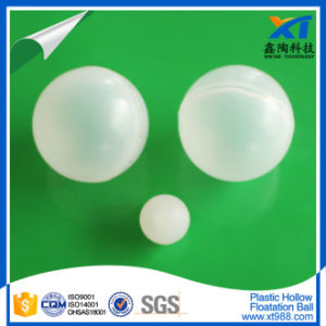 White PP Plastic Hollow Floatation Ball pictures & photos