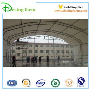 Steel Structure Outdoor Storage Warehouse Tent (4060) pictures & photos