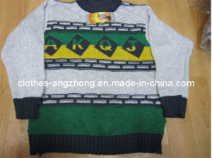 2013 Fashion Cute Lovely Fawn Deer Children′s Sweater (AZAB-13003)