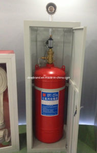 Zmc-150L FM-200 Hfc-227ea (FM200) Clean Gas Fire Suppression System pictures & photos