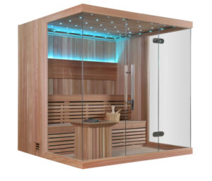 2 3 People Infrared Sauna Room pictures & photos